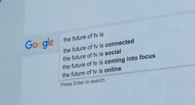 Future of tv - 1